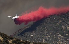 Rossz kipufogó miatt lángolhat Kalifornia