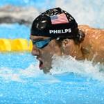 """""""Egészségesen és boldogan"""" - Apa lett Michael Phelps"""