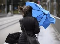 Újabb életveszélyes vihar söpörhet végig Európán