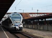 A hétfő reggeli síntörés miatt még ma is késnek a vonatok Kőbánya-Kispestnél, este az utat is le fogják zárni