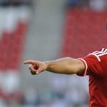 Történelmi meccsen lőtt gólt Nikolics