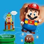 Jön az újfajta legókészlet, a Nintendo Super Mariója ihlette
