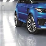Inkább versenyautó a legerősebb Range Rover Sport