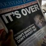 Kadhafi törzsének vezetői a holttest kiadását kérik