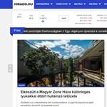 A Lokál korábbi főszerkesztőjét nevezték ki a hirado.hu élére