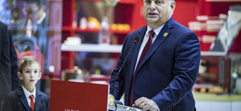 Orbán: Sanghaj a legmagyarabb kínai város