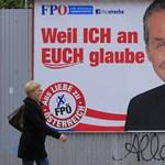 Mráz: a menekültügy miatt népszerű az osztrák Szabadságpárt