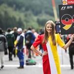 Gyerekekre cserélik a nőket az F1-ben