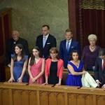 Egy nőnek joga van a hasához. Orbán Ráhelnek is