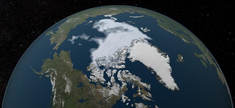 A NASA fotóin látszódik csak igazán, milyen súlyosak a klímaváltozás következményei