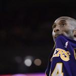 A Lakers csarnokában vesznek búcsút Kobe Bryanttől