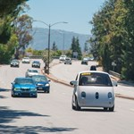 A legidegesítőbb emberi reakciót tanulta el a Google önvezető autója