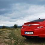 Opel Insignia teszt: jól bírja az alkoholt