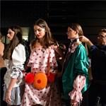 Az olasz divatkamarával dolgozik az Orbán Ráhelhez közel álló ügynökség