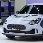 A Suzuki alaposan megvadította a Swiftet