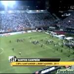 Videó: verekedés tört ki a Libertadores Kupa döntője után