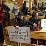 A Szülői Hálózat is támogatja a hallgatói tiltakozásokat