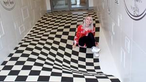 Meghökkentő látvány a folyosón: ez minden diákot letaglózna