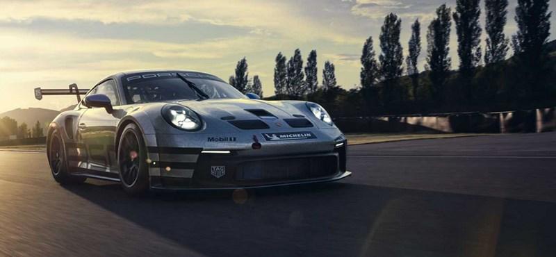 Erősebb és még gyorsabb: itt az új Porsche 911 GT3 Cup