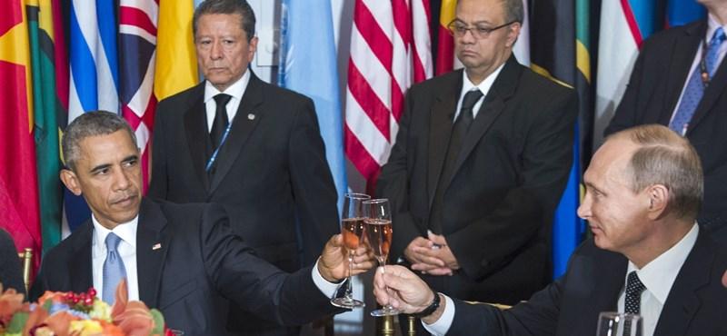 Le Figaro: Obama fogadja el Putyin ajánlatát Szíriáról