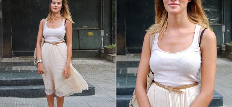 Street Fashion - Szófia utcáin