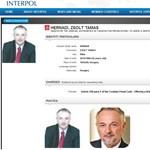 Felkerült a Mol-vezér az Interpol oldalára – fotó