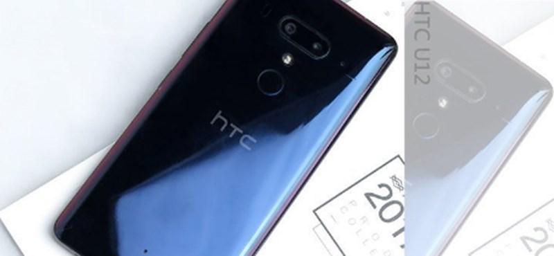 Képek szivárogtak ki: ilyen lehet a HTC új csúcstelefonja