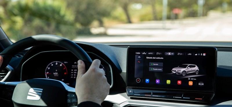 Ilyen lehet az autóbemutatók jövője is – virtuálisan már be lehet ülni az új Seat Leonba