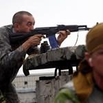 Semmibe veszik a tűzszünetet: hídat robbantottak volna a szakadárok