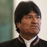 Az új választás jelöltjeiről egyeztet Morales az argentin határ mentén