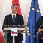 Bajban az őrültező és árulózó cseh Orbán