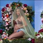 Már sajtból is kifaragták a terhes Beyoncét
