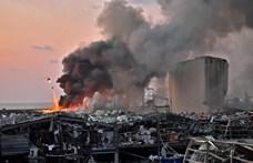 Száznál is több áldozata van a bejrúti robbanásnak