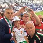 Fotó: Orbán szerénységre inti a magyarokat a szombati meccs után