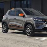 3,9 millió forintért elvihető az első elektromos Dacia
