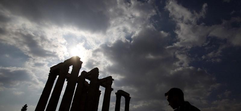 Blokád alá vették a görög villamos művek telephelyeit