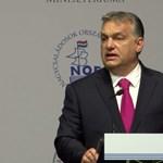 Orbán bejelentette, hogy akarják növelni a gyerekszámot